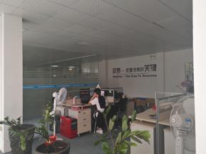 工厂展览图